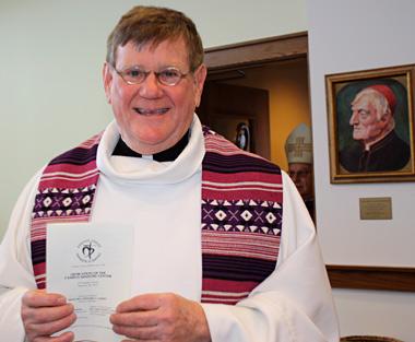 Fr. Pat Keleher - Director